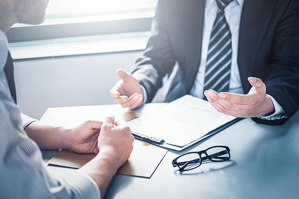 Services de notaire règlement de succession
