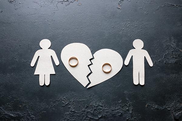 Est-ce que la dissolution d'une union civile est la même chose que le divorce?