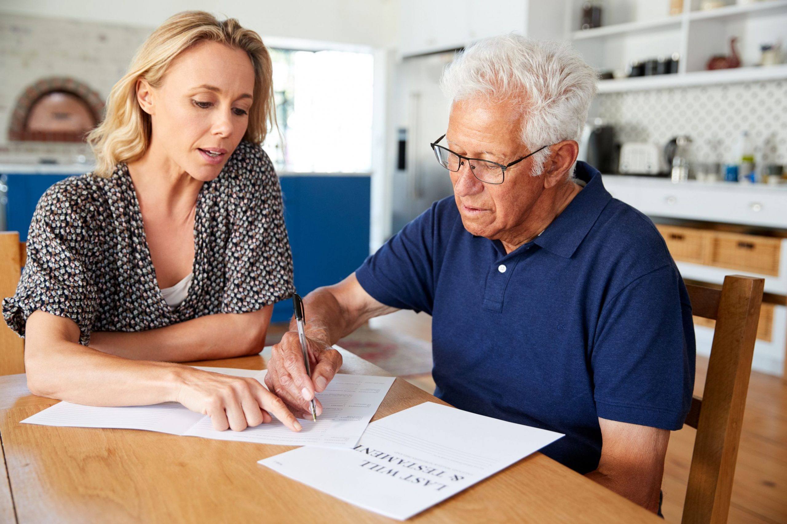 comment modifier testament codicille