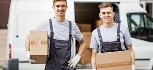 Faites appel à un déménageur certifié pour emménager dans votre nouvelle maison préfabriquée.