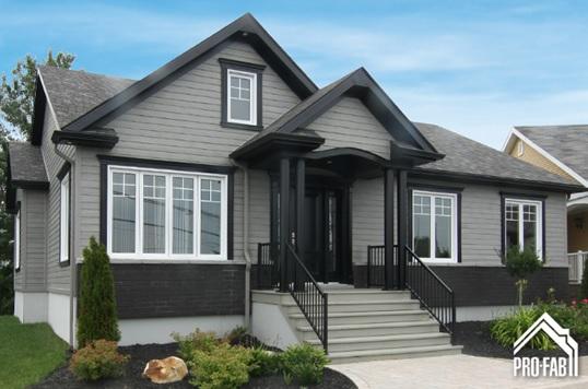 Maison modulaire prix achat affordable prix maison structure metallique lgant prix maison for Maison profab prix