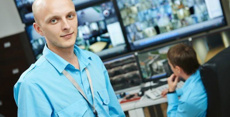 Système d'alarme relié à une centrale de surveillance