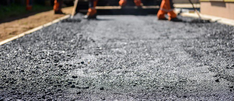 Sorte d'asphalte pour asphaltage