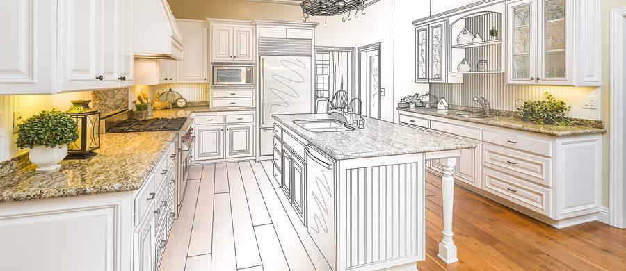 Refacing de cuisine comment planifier le r am nagement for Planifier votre propre maison