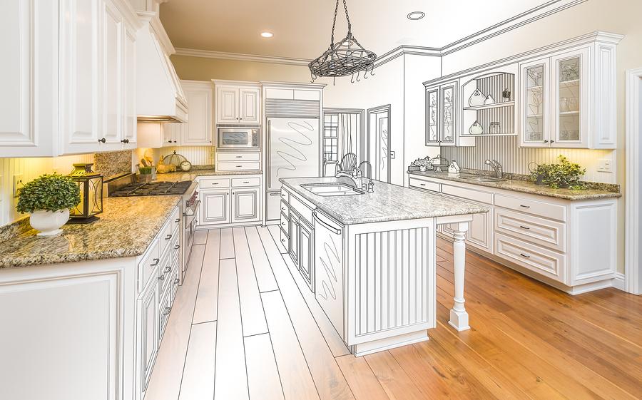 Refacing de cuisine comment planifier le r am nagement for Recouvrir armoire cuisine