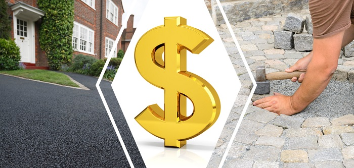 prix pour asphalte ou pavé-uni