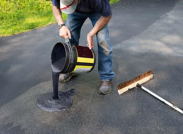 pavage entree asphalte prix