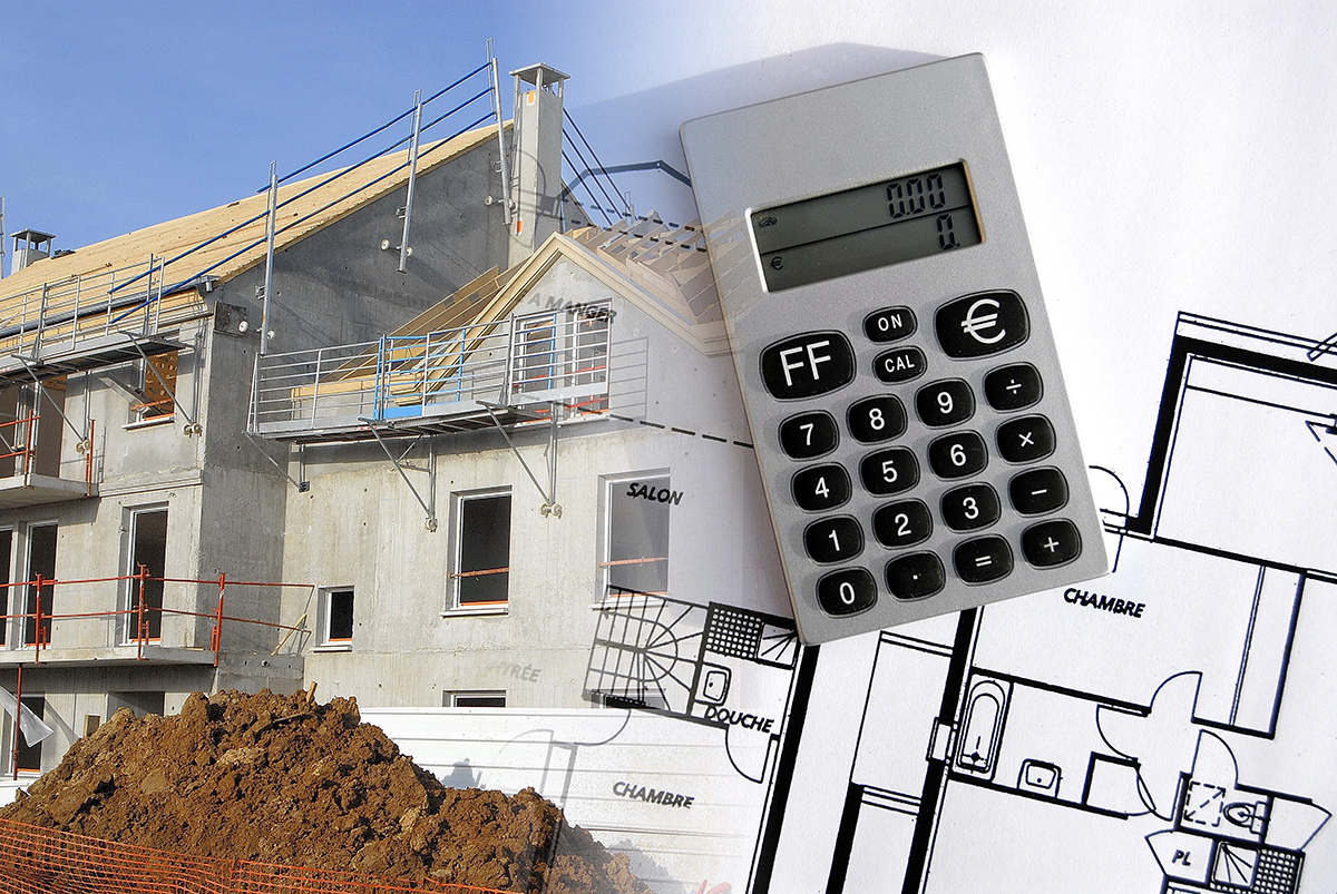 Valuer le prix de vente et la valeur marchande d une for Cout construction neuf