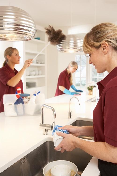 entretien menager residentiel ou femme de menage a la maison