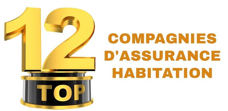 Top 12 meilleures compagnies d assurance habitation au for Assurance maison quebec