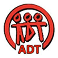La compagnie de déménagement ADT moving.
