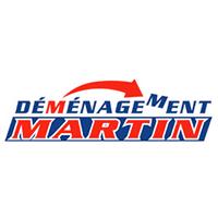 Dans le commercial, allez vers Déménagement Martin.