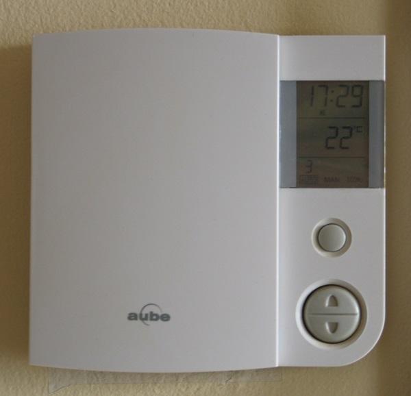 plombier quebec chauffage electrique thermostat
