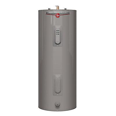 Choisissez le chauffe-eau Rheem 629889, appareil reconnu dans le top 10 des meilleurs chauffe-eau en 2018 au Québec.
