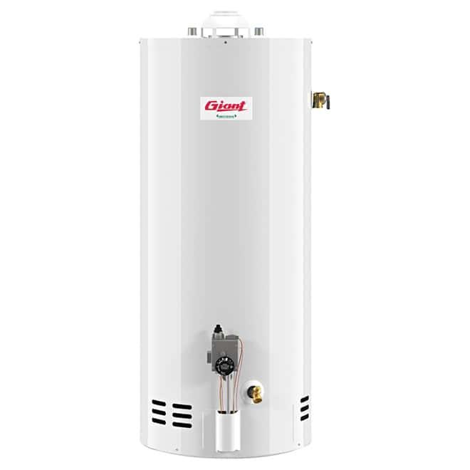 Giant, une marque reconnue pour ses chauffe-eau au gaz naturel dont le UG40-38LF-N2U.