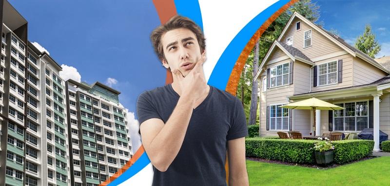 Acheter un condo ou une maison