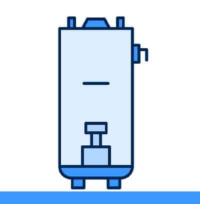 Découvrez ce que veut dire un chauffe-eau avec réservoir.