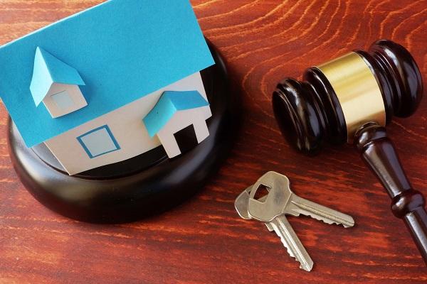 aspect légal d'une maison sans garantie légale