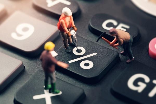 calcul des versements hypothécaires selon les taux hypothécaires