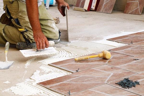 coût pour installation de couvre-plancher