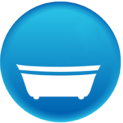Un bain ajouté à votre salle de bain dans votre sous-sol vous coûtera ce montant.