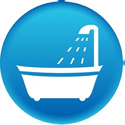 Installer une douche dans votre nouvelle salle de bain au sous-sol lors de rénovations est une bonne idée, mais a un prix très onéreux.