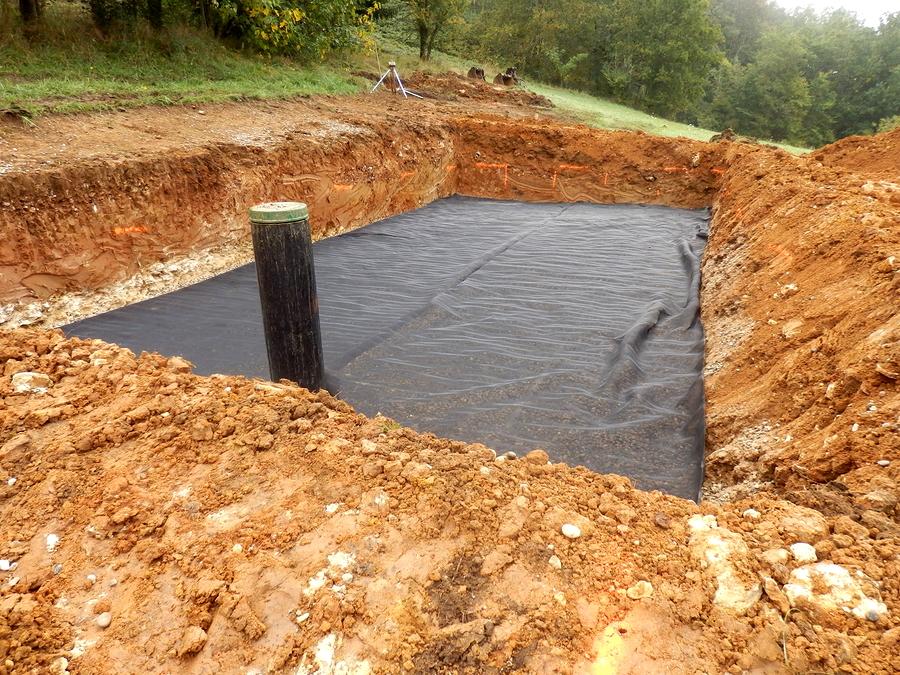 cout pour installation d'une fosse septique