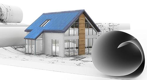 Les 3 techniques à utiliser pour savoir calculer ce que votre toit mesure chez Soumissions Maison.
