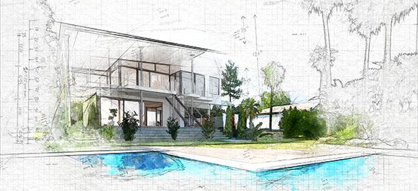 Voici les 10 idées d'aménagement paysager pour votre piscine.
