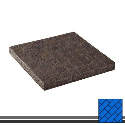 Permacon fabrique des pavés en béton domino pour vos pavés uni.