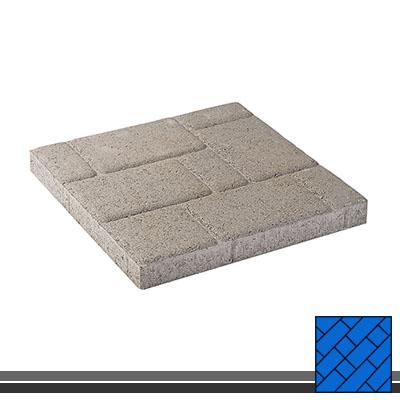 Patio+ a de belles dalles de béton pour un trottoir ou une terrasse.