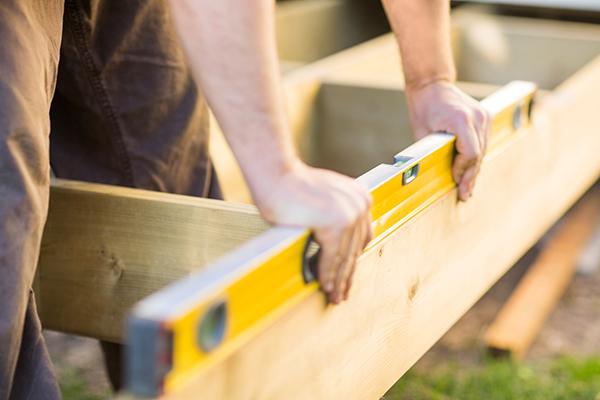 Combien coute un balcon ou un patio en bois?