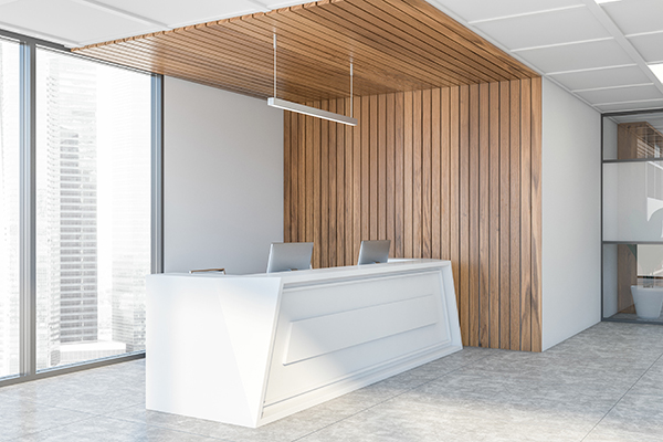 Plafonds et murs de bois avantages