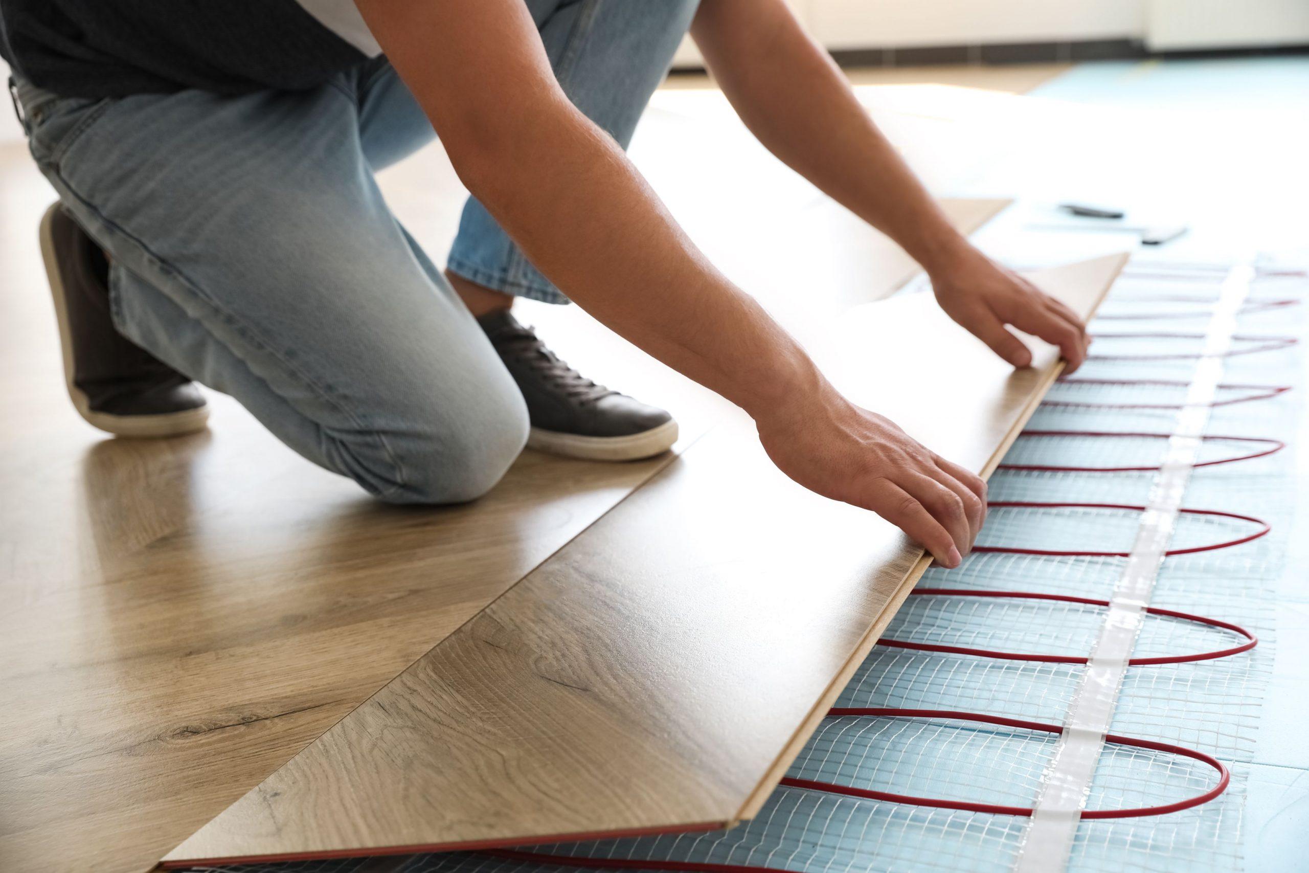 prix plancher chauffant electrique glycol